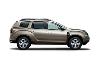 All New Renault DUSTER